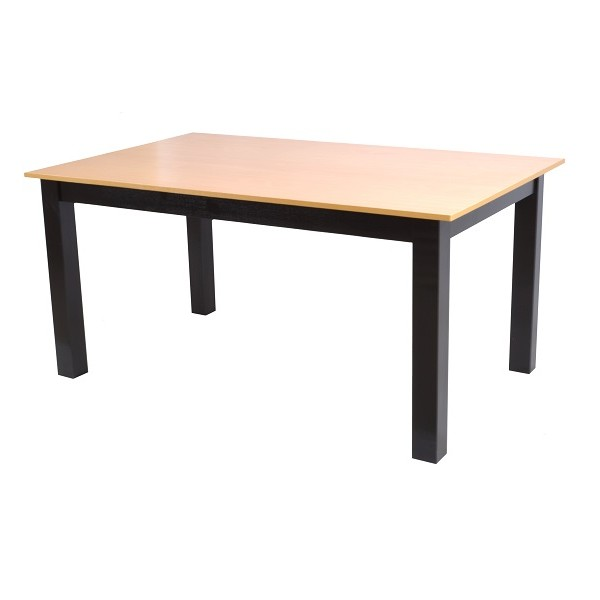Ladipo 6 seater dining table table only skarabrand for Table 6 seater