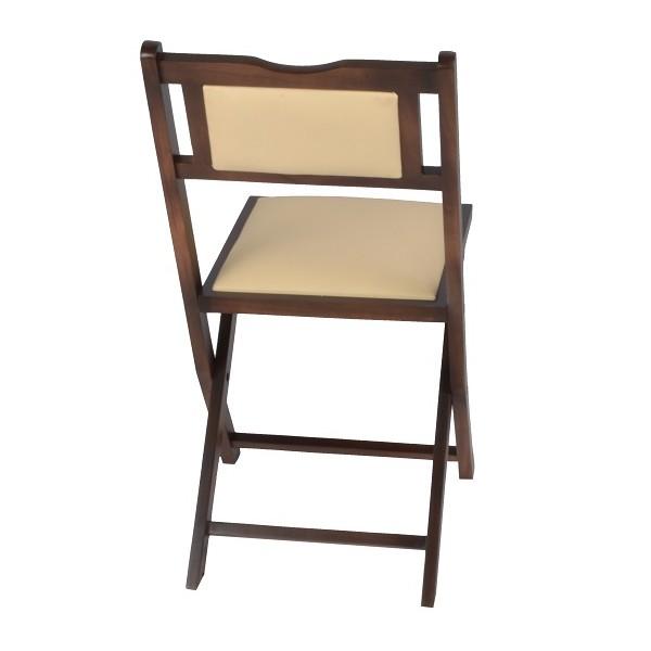 leki folding chair skarabrand