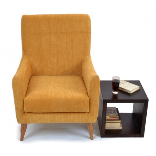 Bassa Arm Chair (Premium Fabric)
