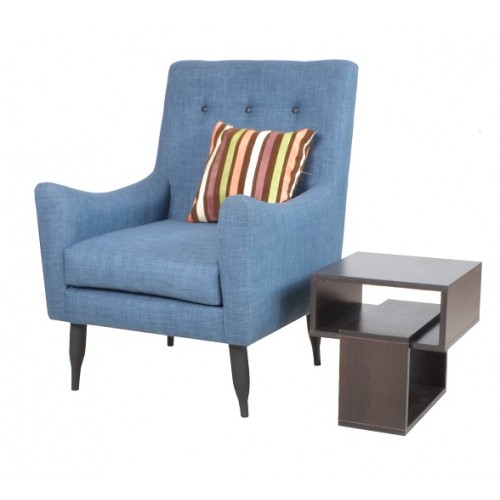 Bassa II Arm Chair (Premium Fabric)