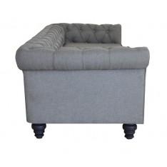 Okparariva Low-Back Tufted Sofa - 2 Seaater