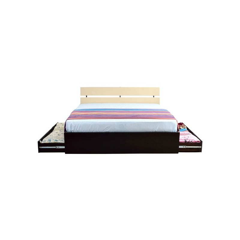 Longrin Bed with Storage