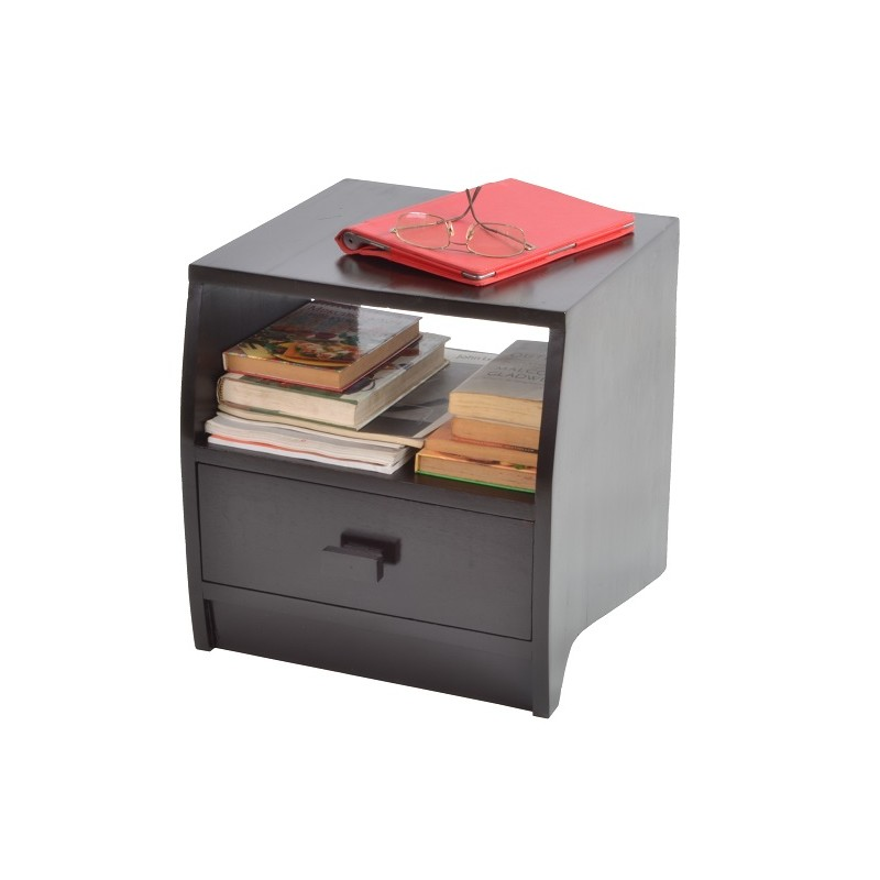Emure Bedside Table