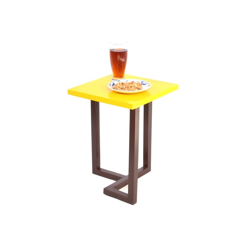 Yellow Chilli Side Table