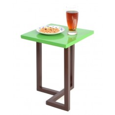 Green Chilli Side Table