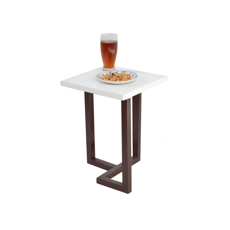 White Chilli Side Table