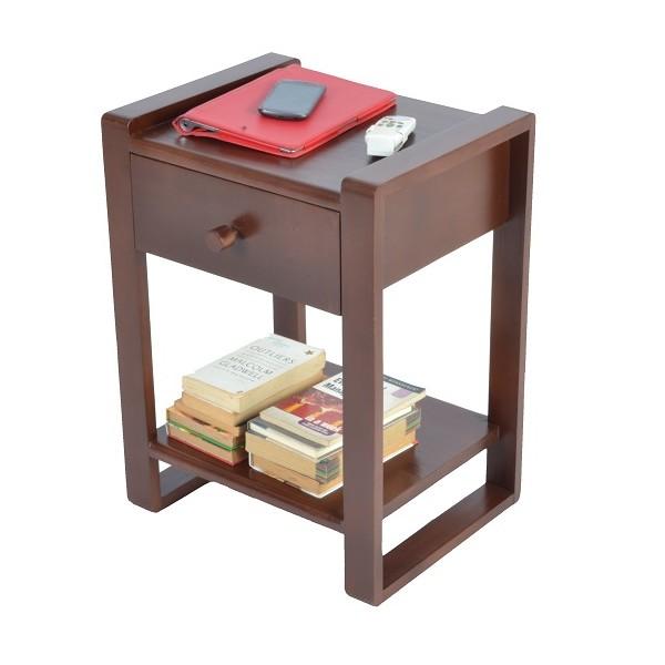 Kubau Bedside Table Skarabrand