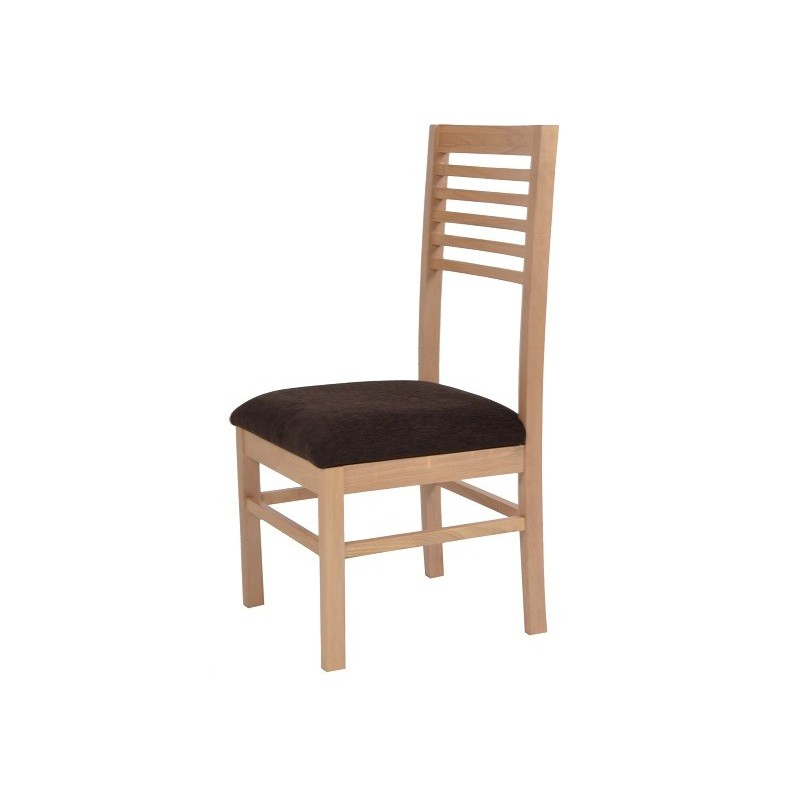 Eky ladder back dining chair skarabrand Ladder back chairs