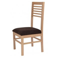 Eky Dining Chair (Natural Finish)