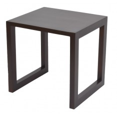 Banush Side Table (Expresso)