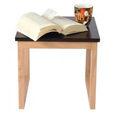 Banush Side Table (Two-tone Finish)