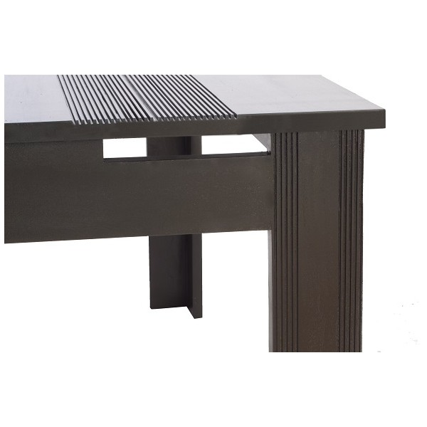 Ariaria 6 Seater Dining Table Table Only Skarabrand