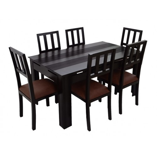 Ariaria 6-Seater Dining Table (Table Only)