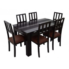 Ladipo 6-Seater Dining Table (Table Only)