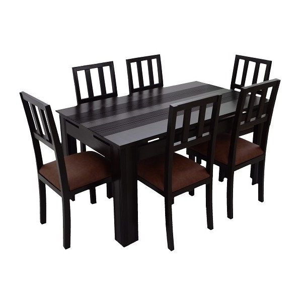 ariaria 6 seater dining table table only skarabrand For6 Seater Dining Table