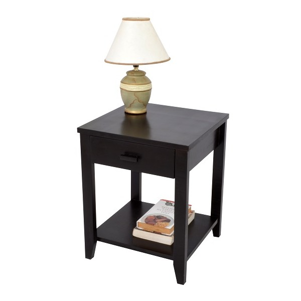 Rafi Bedside Table Skarabrand