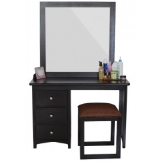 Abadam Dressing Table (Table + Stool Only)