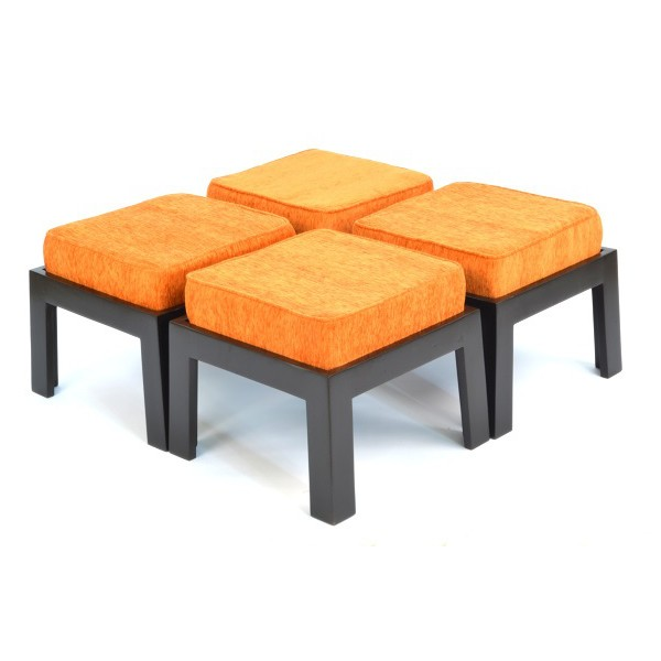 ... Safron Coffee Table With Four Stools ...