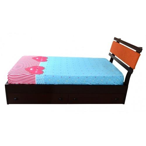 Ezira II Bed with Storage (Single Side)