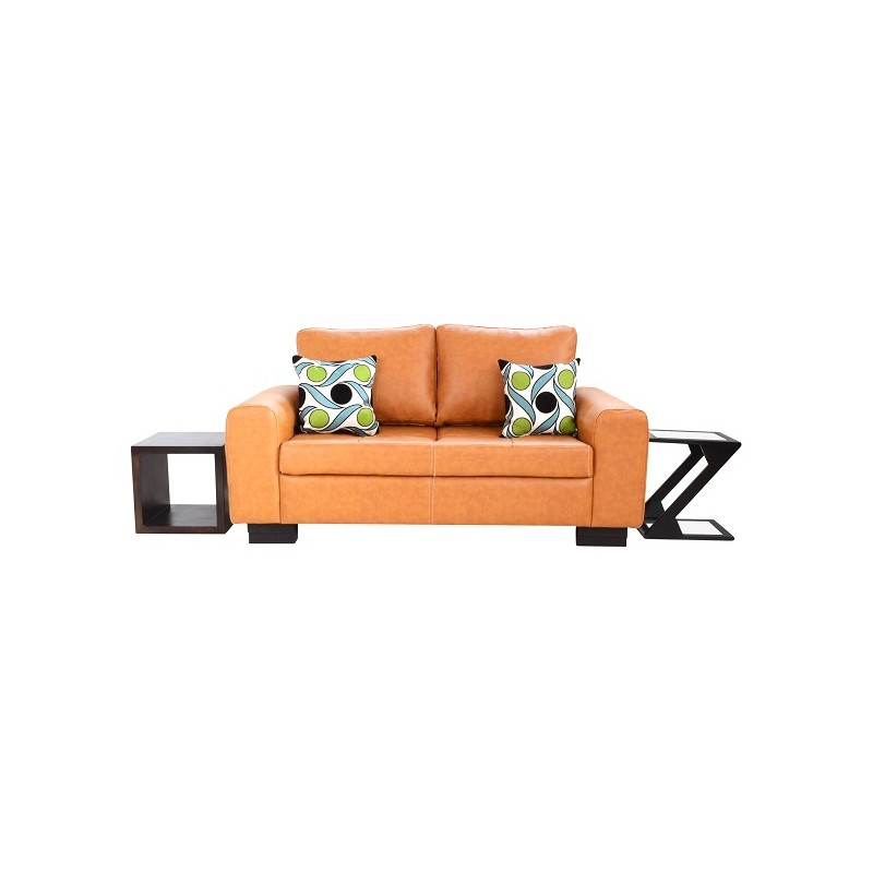 Tuboriva 2 (Two-Seater Sofa - Leatherette)