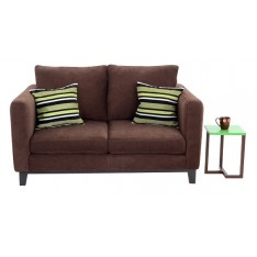 Wemeriva Two Seater Sofa (Brown)