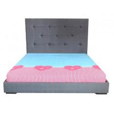 Afuze II Bed (Tall Headboard)