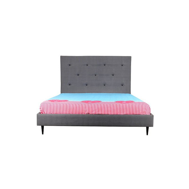 Lampese II Bed (Tall Headboard)