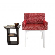 Ika Compact Arm Chair (Dining/Reception/Meeting Room Chair)