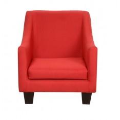 Ebean Arm Chair (Premium Fabric)